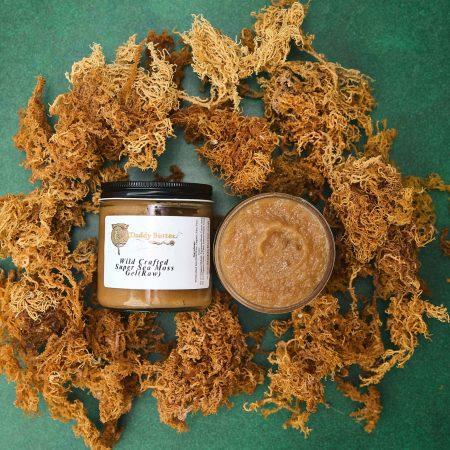 WildCrafted Super Sea Moss Gel (Raw)