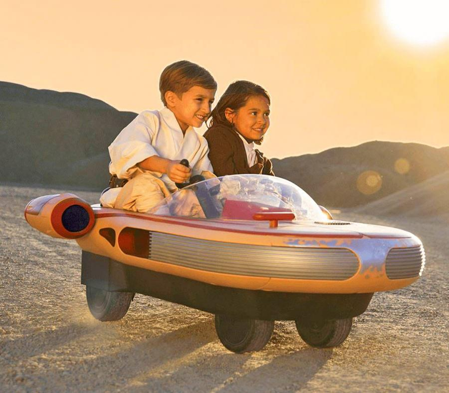 Star Wars Ride-On Landspeeder