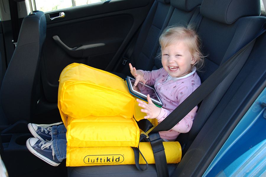 Inflatable Car Seat For Toddlers