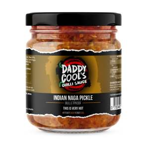 Naga Pickle Indian Style