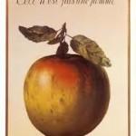 "René Magritte: ""questa non è una mela"""