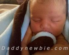 Gavie-baby