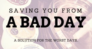 Saving You From a Bad Day