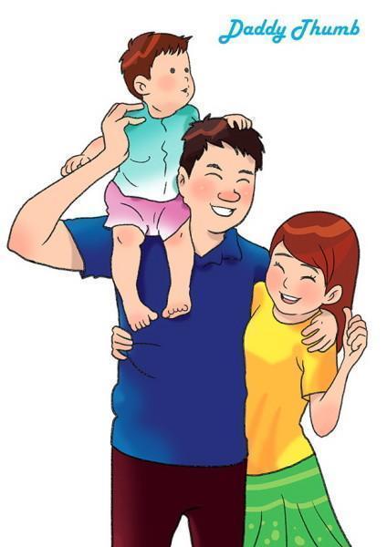 ครอบครัว DaddyThumb