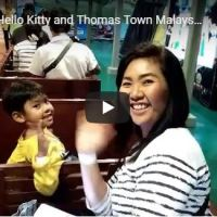 Review Hello Kitty and Thomas Town Malaysia by DaddyThumb