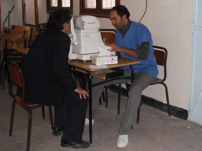 بومالن دادس: جمعية حكيمة دادس تنظم حملة طبية