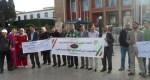 الاتحاد المغربي للصحافة الالكترونية ينهي أشغال مجلسه الوطني وينظم وقفة احتجاجية أمام البرلمان