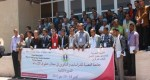 مشاركة  فرع العصبة المغربية للدفاع عن حقوق الإنسان بزاكورة في فعاليات  الدورة الثانية من  جامعة العصبة  للدراسات والتكوين  في مجال حقوق الإنسان  باكادير