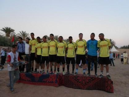 الجمعية الرياضية لكرة القدم ببومالن دادس تعلن عن تنظيم دوري كرة القدم المصغرة خلال شهر رمضان