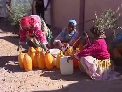 العطش والمياه العادمة تشعلان فتيل الاحتجاجات بأقاليم درعة تافيلالت
