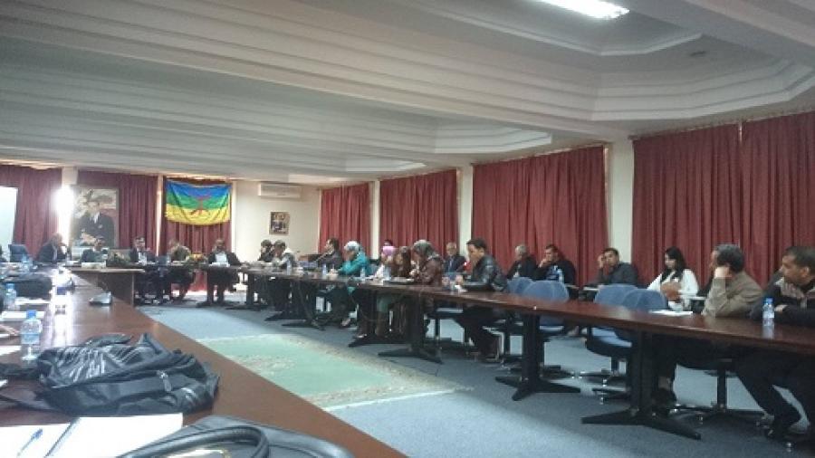 Rencontre: L'histoire Amazigh s'écrit selon les exigences du présent