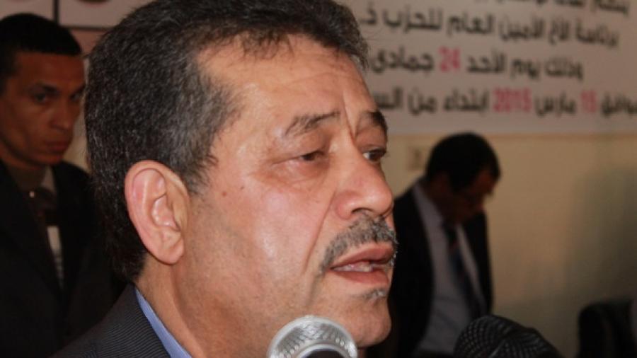 """شباط من قلعة مكونة: ابن كيران """"كذاب ومهرج"""" يحمي المفسدين الحقيقيين + فيديو"""