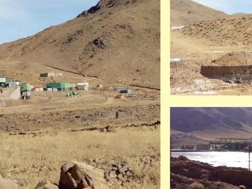 !Mine de Tiouite : L'or pollue l'eau à Iknioune