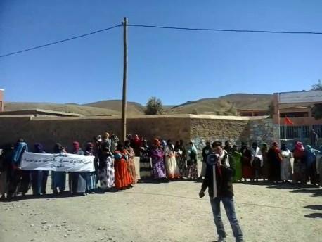 جمعية الشباب المغربي بمونـــاكــو تطالب إحداث السلك الثانوي التأهيلي بالثانوية الإعدادية تلمي