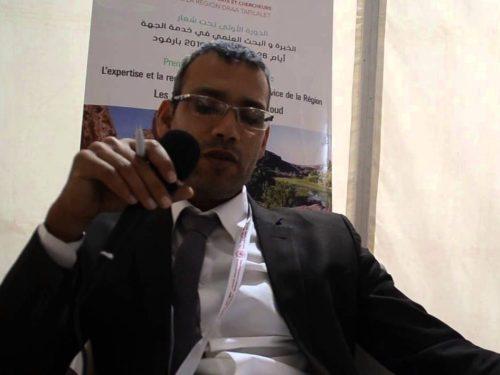 رئيس مؤسسة درعة تافيلالت يتحدث عن «مشروع واحات الانوار»
