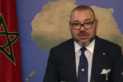 فيديو :محمد السادس يبرق إلى الداخل والخارج من العاصمة السنغالية بمناسبة المسيرة الخضراء