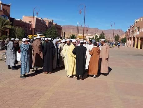 أئمة مساجد تنغير غاضبون من قرارات المندوب الجديد
