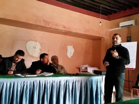 دورات تكوينية لفائدة منتخبي وموظفي الجماعات حول «التنمية المحلية» بورزازات