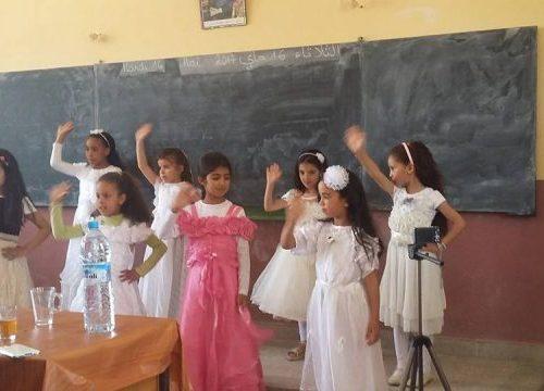 IDACT crée l'évènement à l'école Boumalne