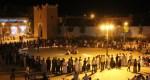 مسيرة للشموع تؤازر أسرة مستور بقلعة مكونة