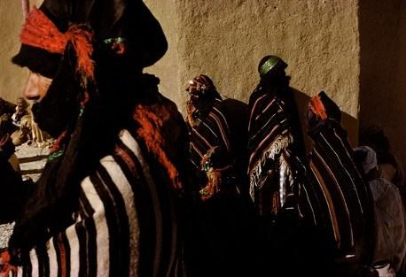 تَاحْرُويْتْ .. «بطاقة هوية» المرأة الأمازيغية تسير نحو الأفول