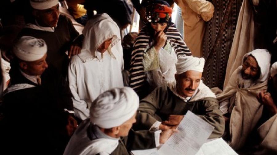 طقوس الزواج في قبائل أيت مرغاد .. تراث يحتضر وقيم بالمرصاد