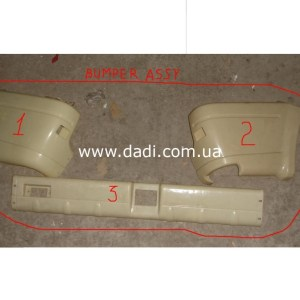 Бампер задній 6490E/ бампер задний -0