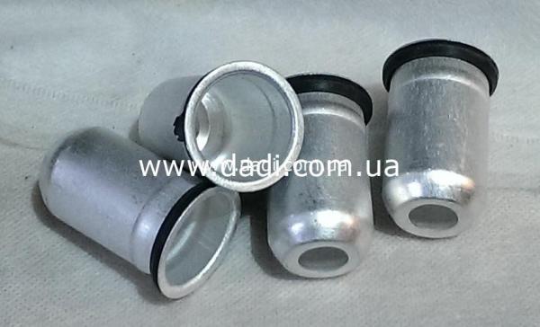 Стакан (туб) свічки запалювання 2,2i(491Q)ME (комплект 4шт.)/ чашка свечи зажигания/ свечной стакан-0
