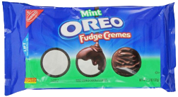 vegan junk food fudge-cremes oreos