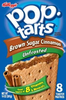 vegan junk food pop tarts