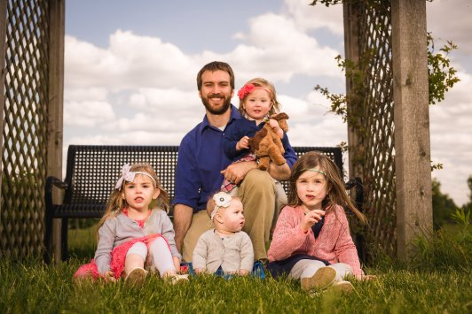 James Breakwell is the 739th Dad being spotlighted in the Dads in the Limelight series on the Dad of Divas blog!