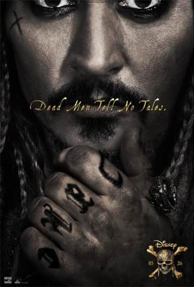 Yo Ho, Yo Ho, a Pirates Life For Me! Check out this extended Pirates of the Caribbean: Dead Men Tell No Tales Big Game spot and poster are now available!