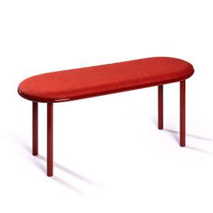 banqueta lemans asiento tapizado