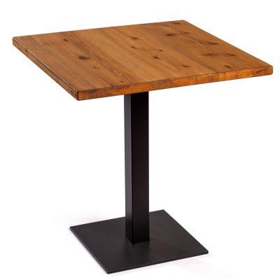 Mesa q Con sobre de pino viejo 770x70