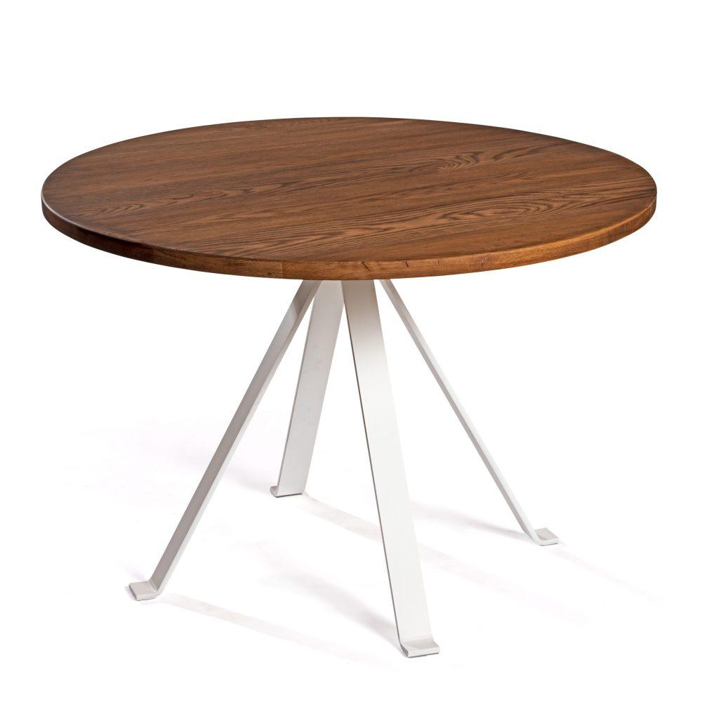Mesa de comedor salions con sobre de orble macizo