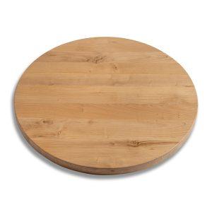 Sobre de mesa castaño