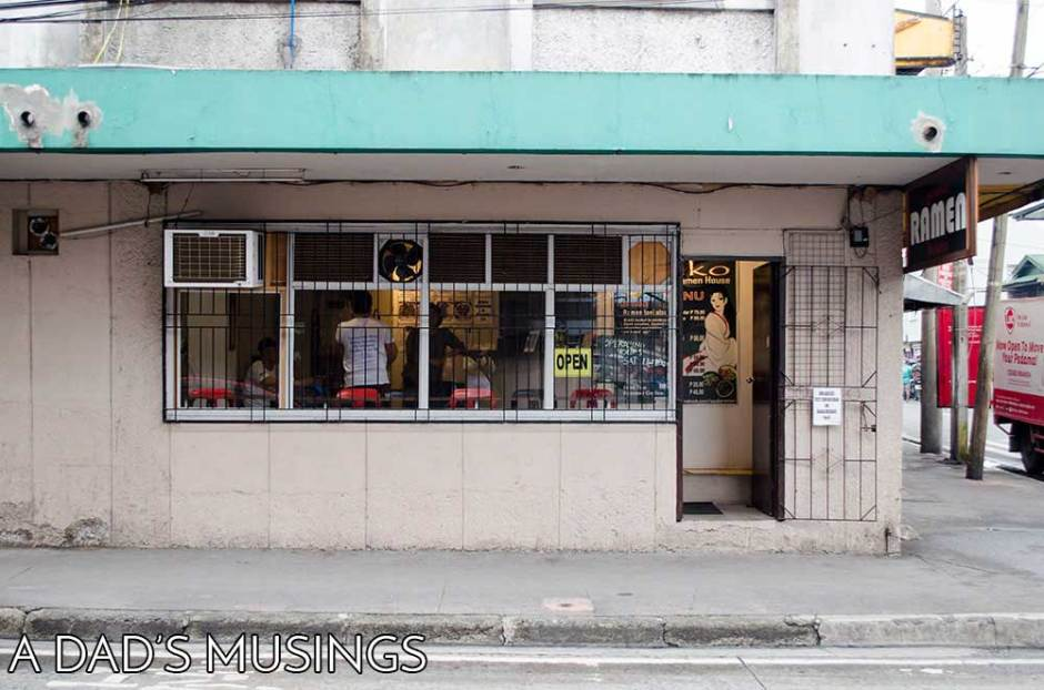 Yuuko Ramen Location