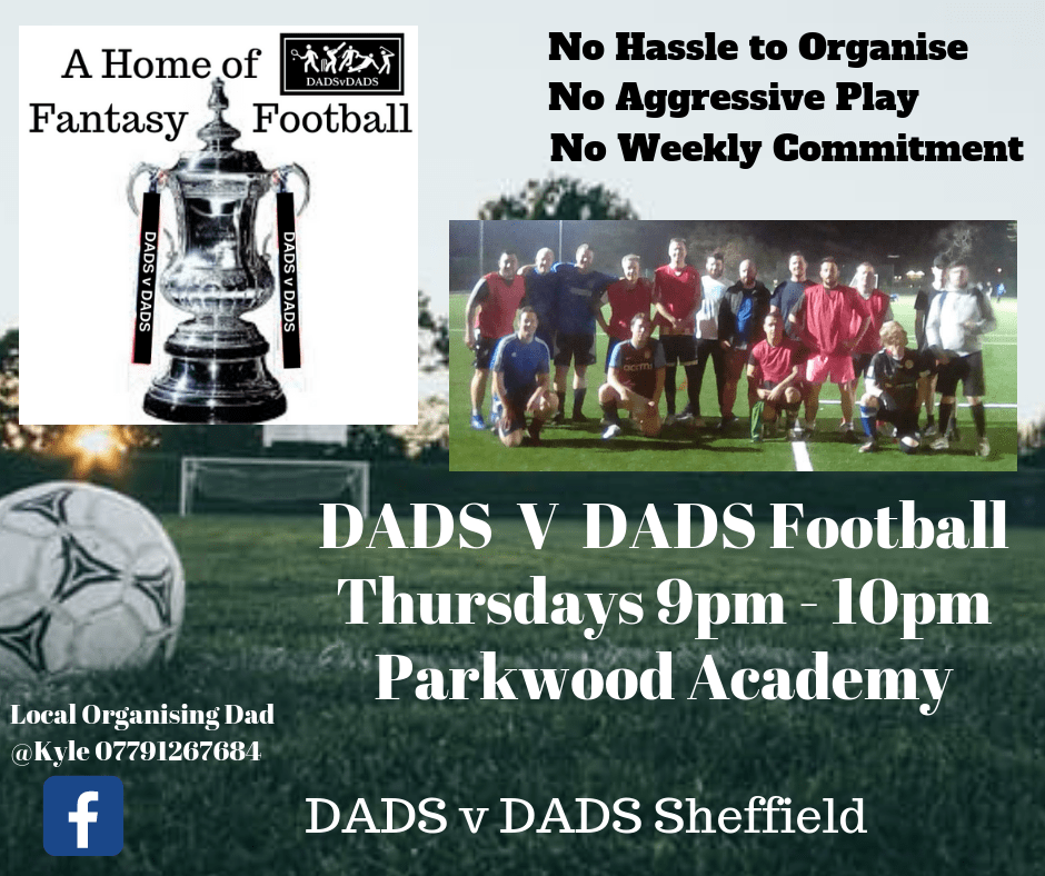 DADS v DADS Football Sheffield