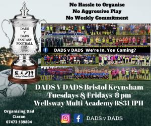 Play Football Bristol Tuesdays and Fridays