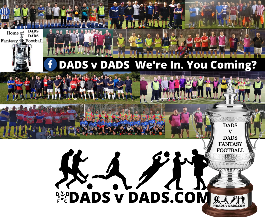 Play on football DADS v DADS