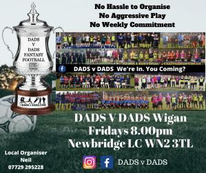 Play Football Wigan Fridays 8pm