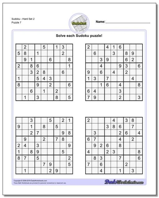 Printable Roman Numerals