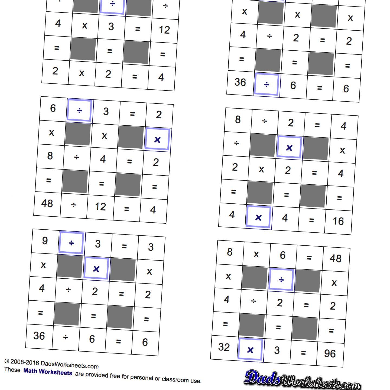 Divide 10 Worksheet