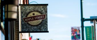 Take me to Maple Street (Biscuit Company, That Is)