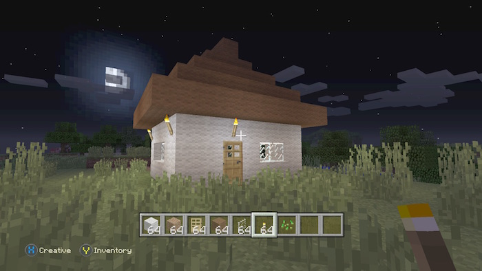 Minecraft Confessions - Wool House