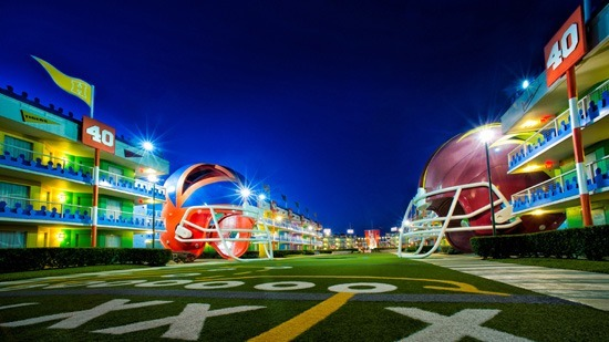 WDW All Star Sports - Via disneyworld.disney.go.com