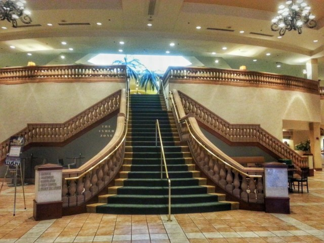 Caribe Royale Hotel Main Stairs