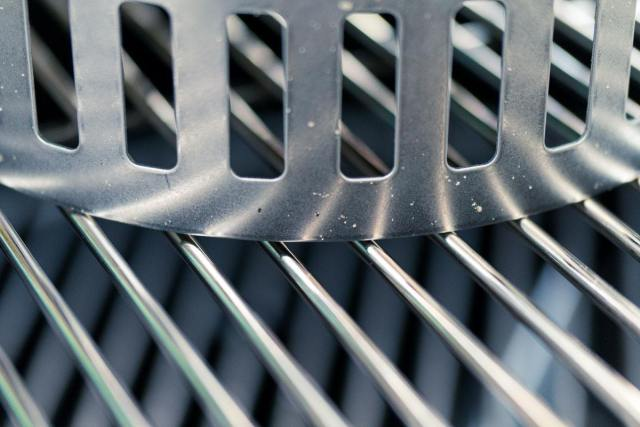 Weber Original Kettle Grill Review - Starter on the Grill