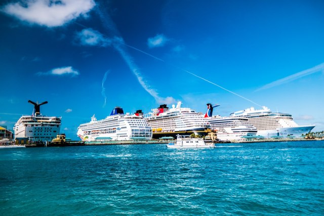 Carnival Liberty Review - Carnival, Norwegian, Disney Ships at Nassau