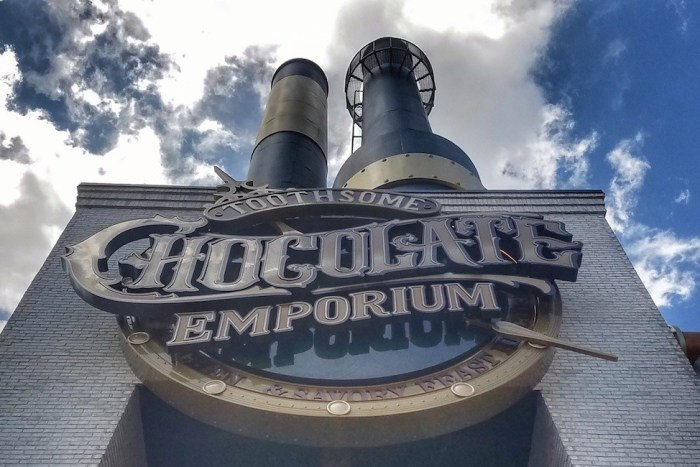 Toothsome Chocolate Emporium & Savory Feast Kitchen Review
